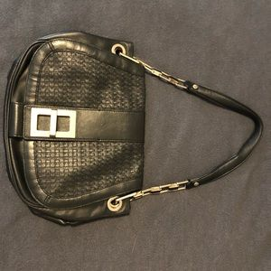 Black Reiss Handbag